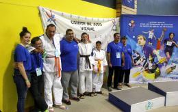 Championnat de France de Judo Sport Adapté