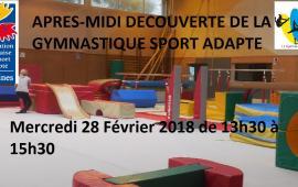 Aprés-Midi Découverte Gymnastique Sport Adapté 78